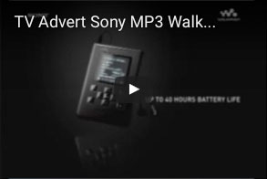 TV-Advert-Sony-MP3-Walkman